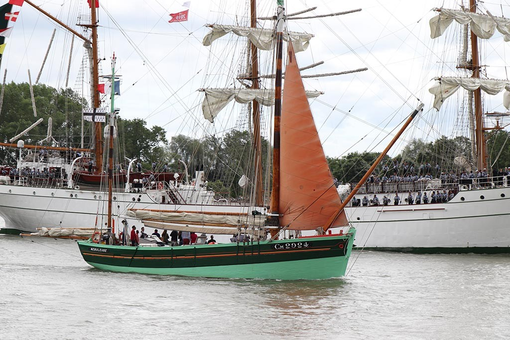 Nébuleuse fêtes maritimes 1